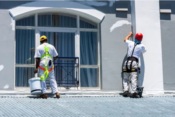 commercial painting Mackay QLD 4740